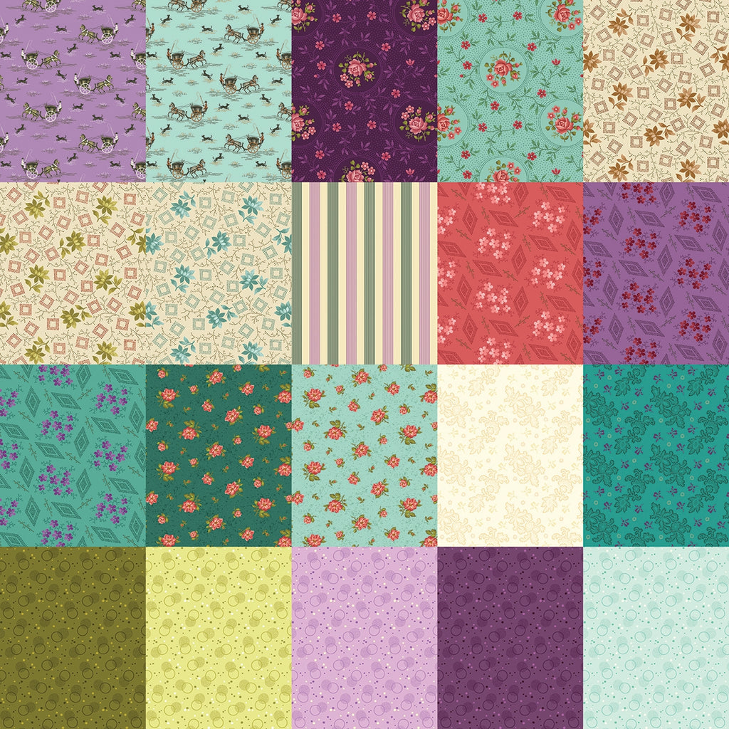 Homestead Country Fat Quarter Pack