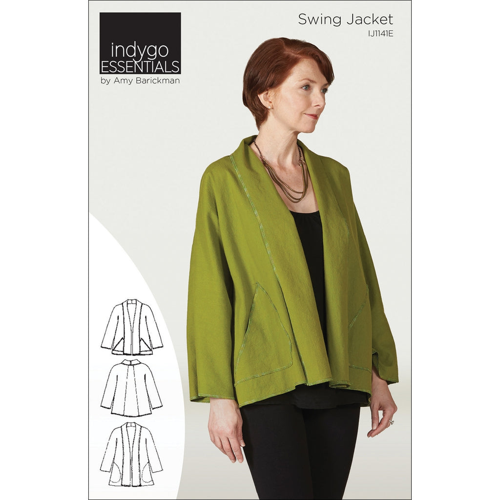 Swing Jacket Pattern