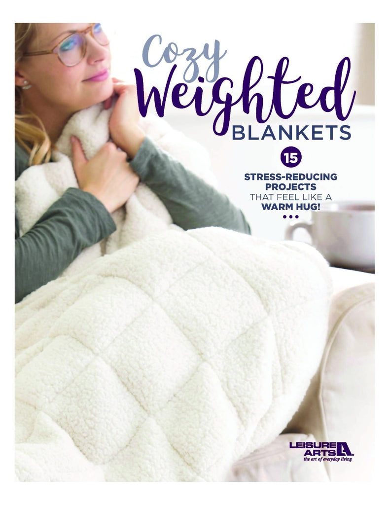 Cozy Weighted Blankets Book