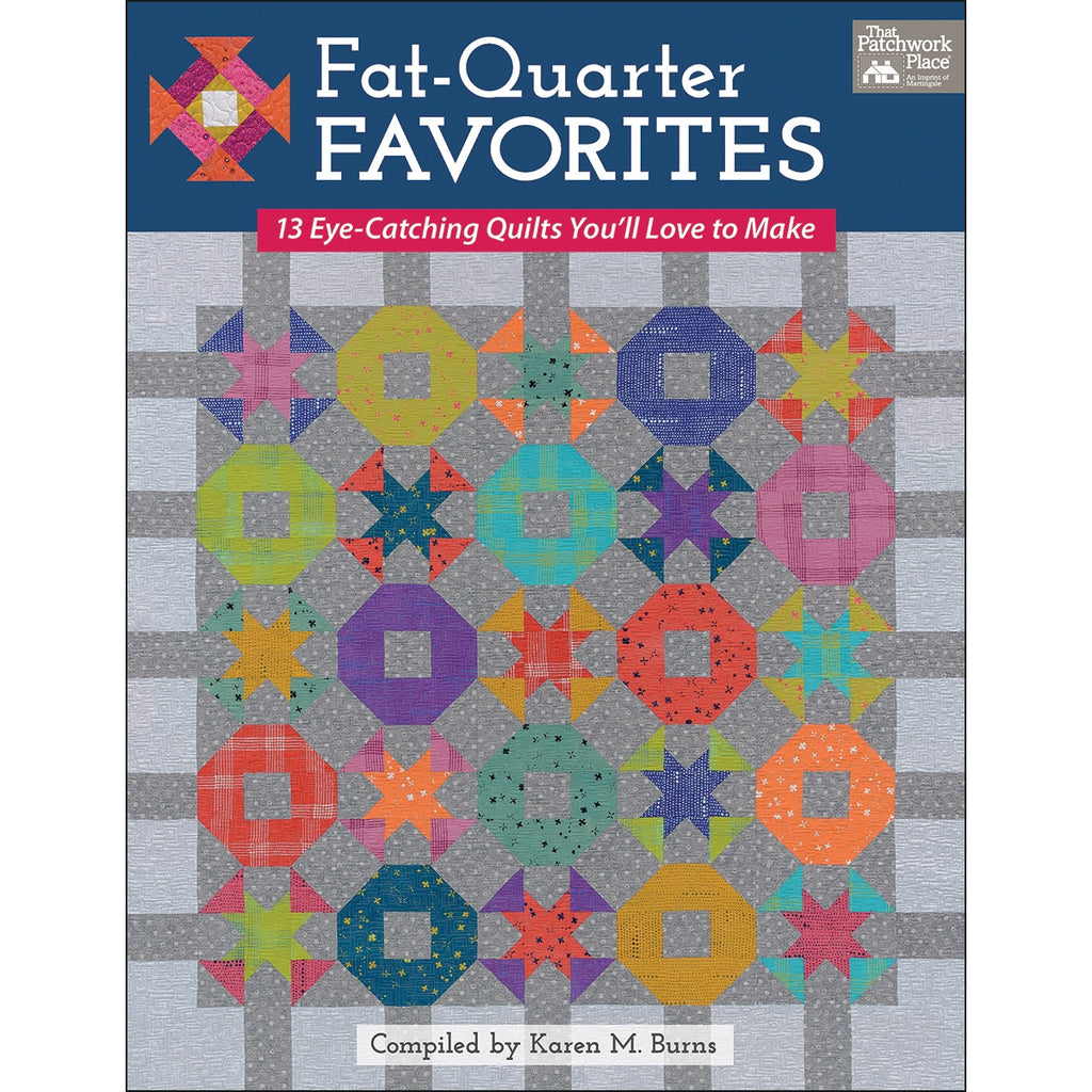Fat Quarter Favorites Book