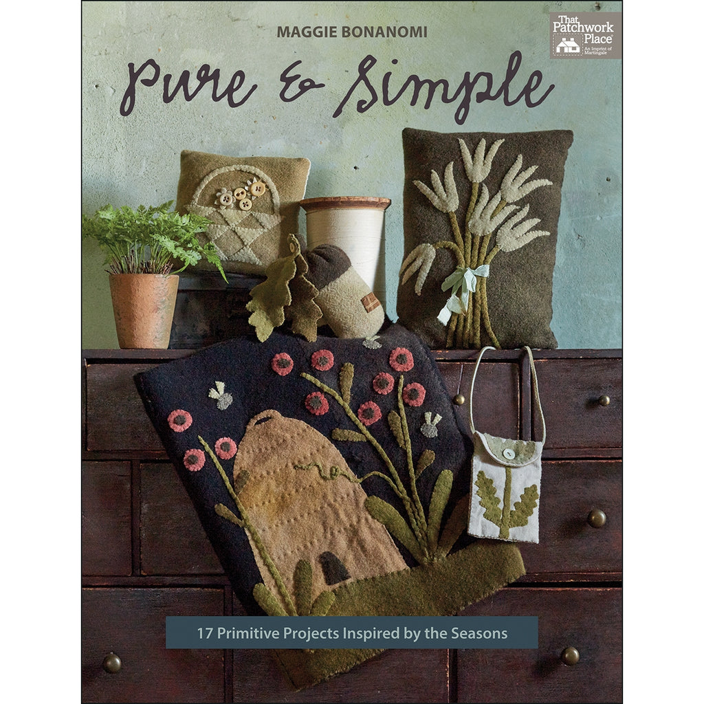 Pure & Simple Book