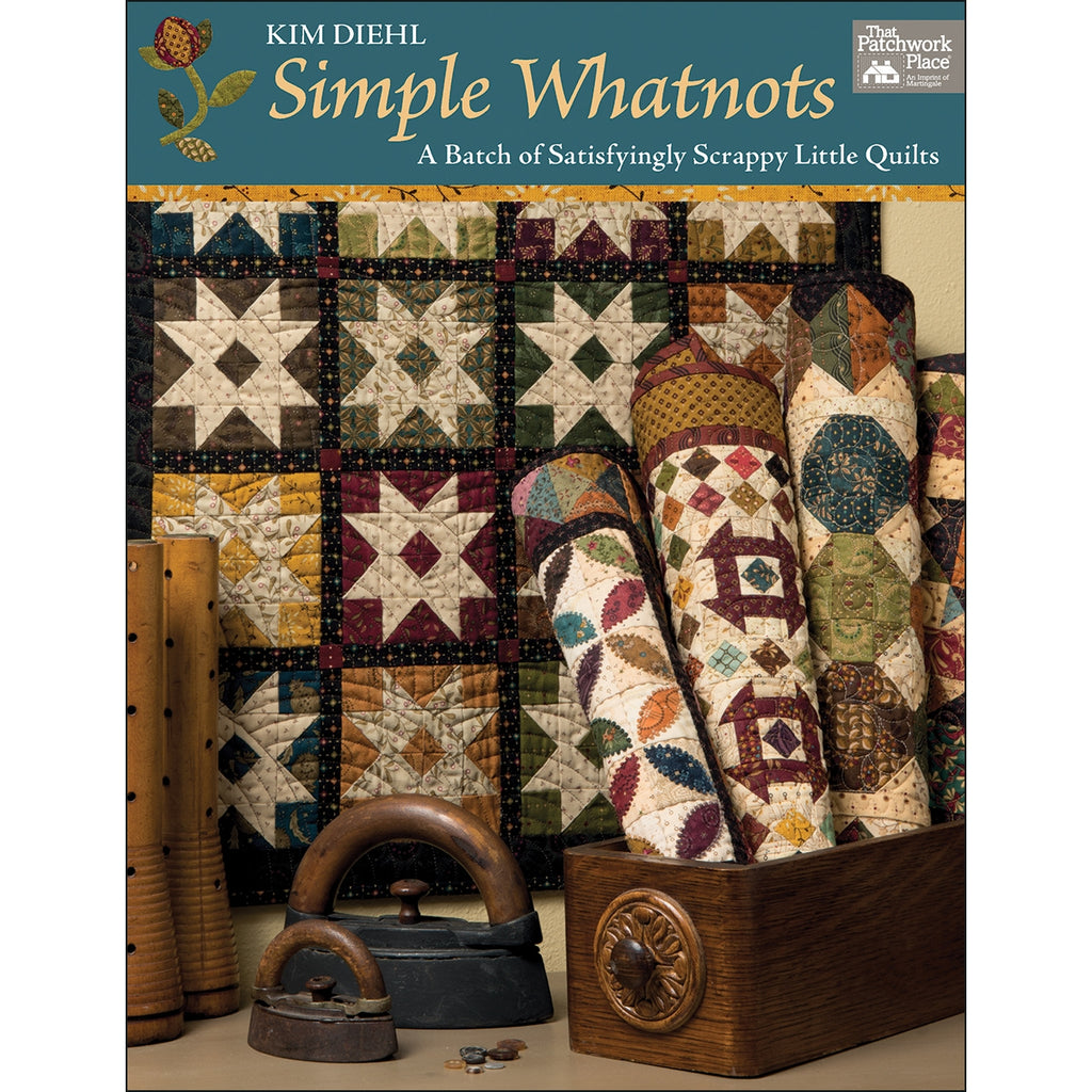 Simple Whatnots Book