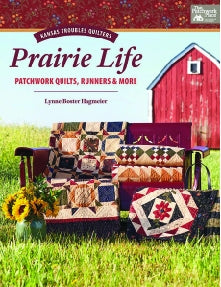 Kansas Troubles Quilters Prairie Life Book