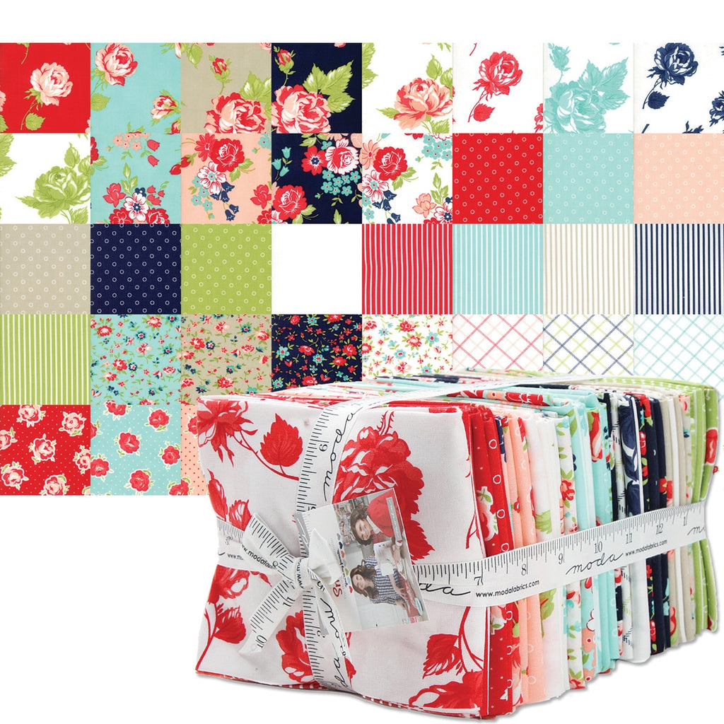 Smitten Fat Quarter Pack