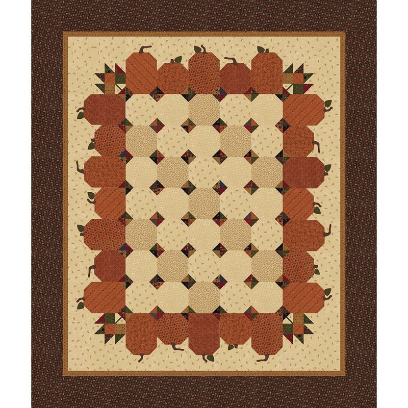 Natures Glory Quilt Top Kit