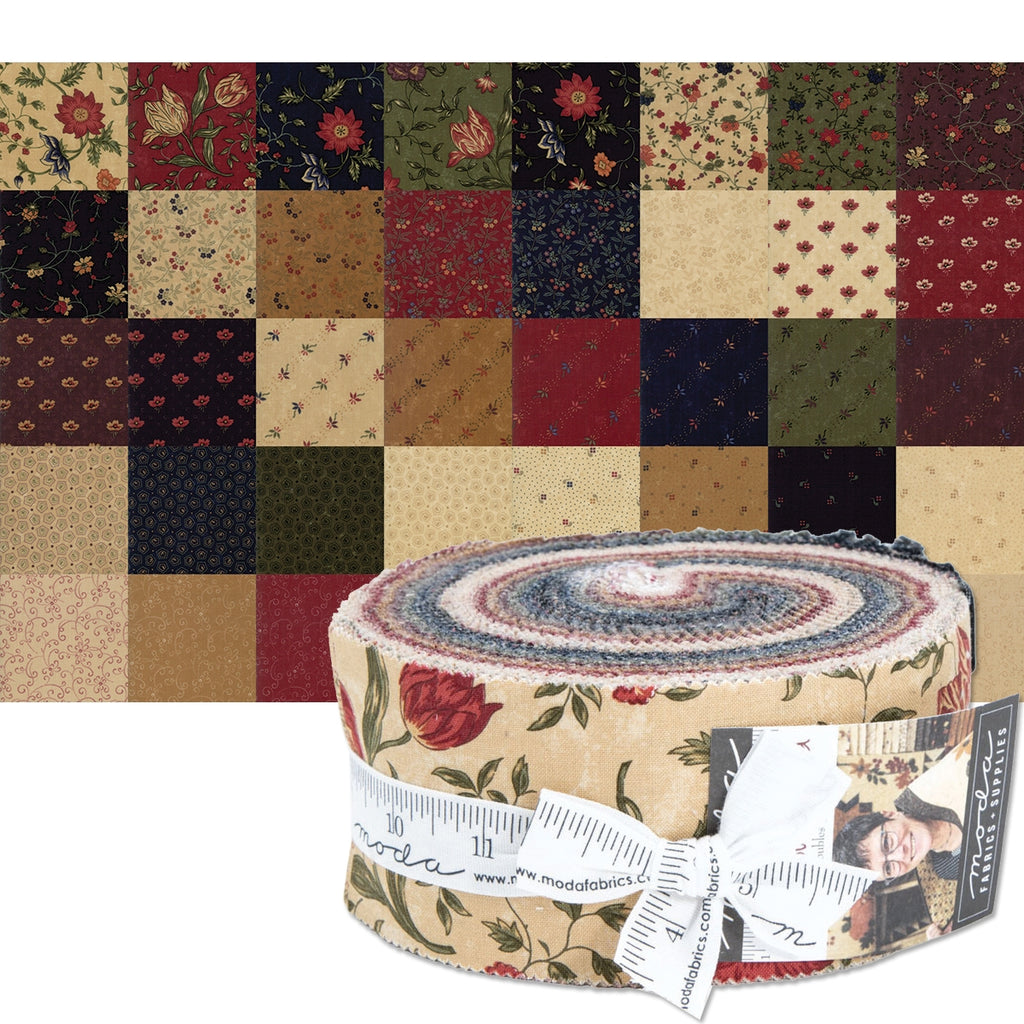 "On Meadowlark 2-1/2"" Fabric Strips"