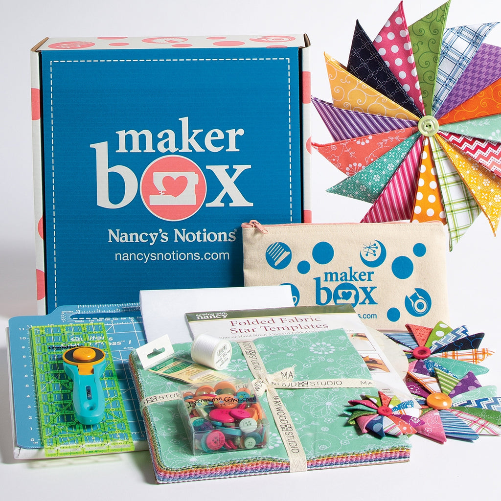 Crafting Maker Box