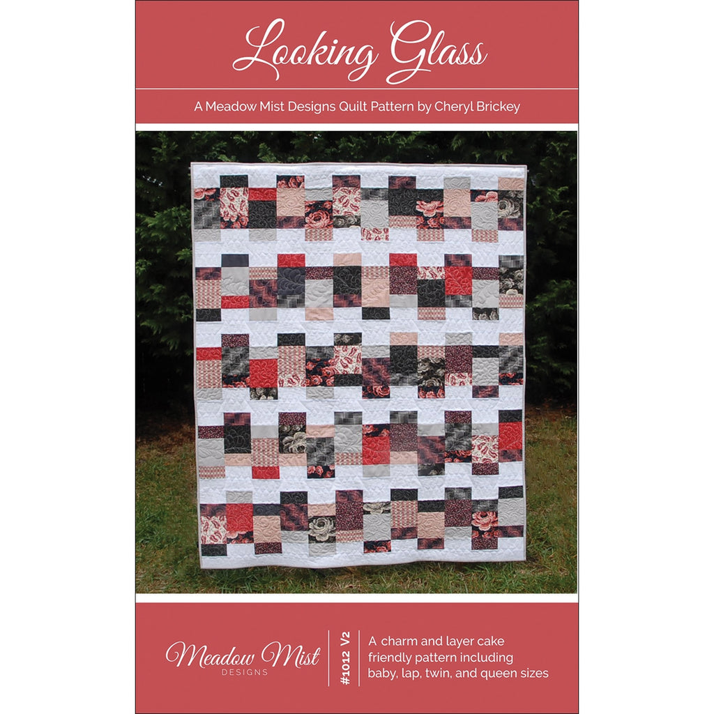 Looking Glass Quilt Pattern