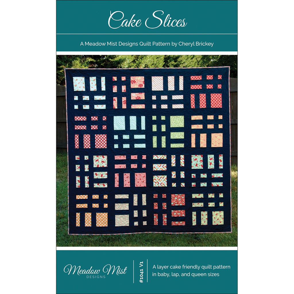 Cake Slices Quilt Pattern