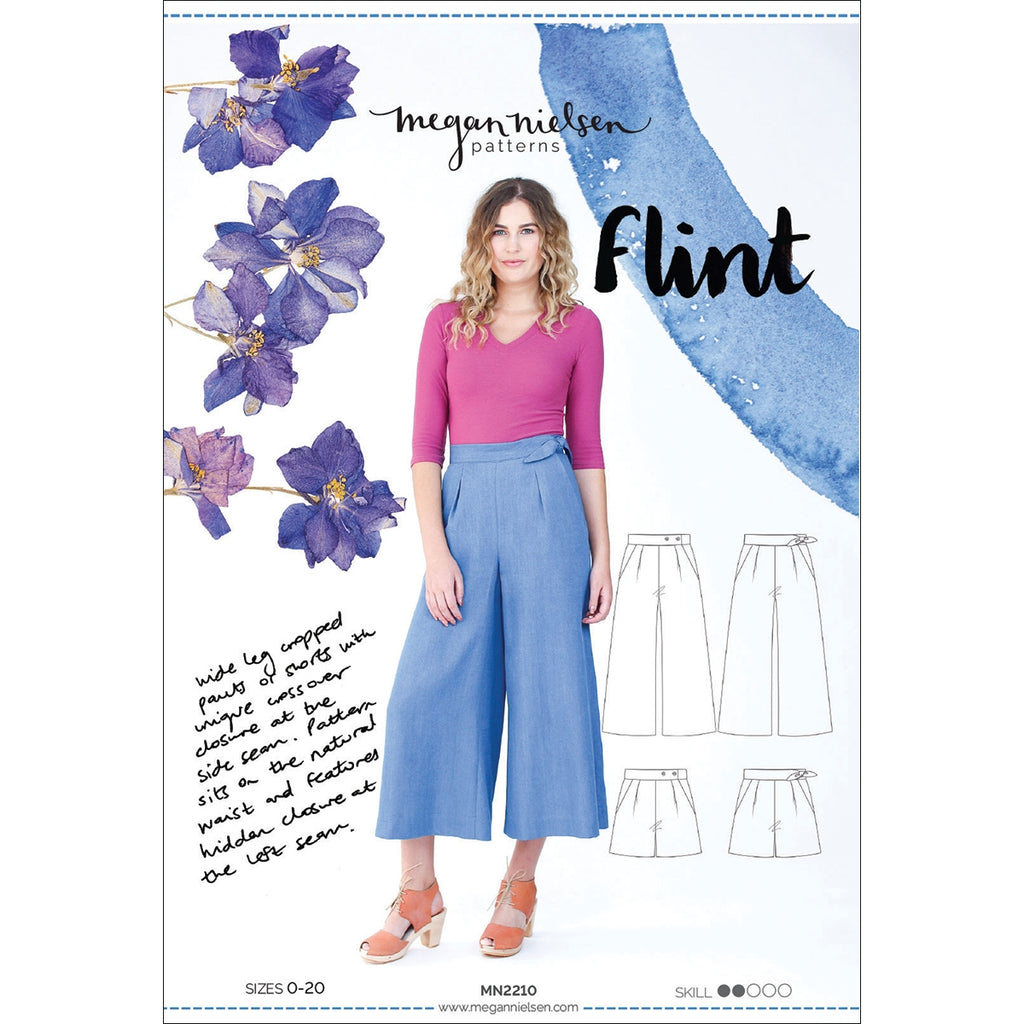 Flint Pants and Shorts Pattern
