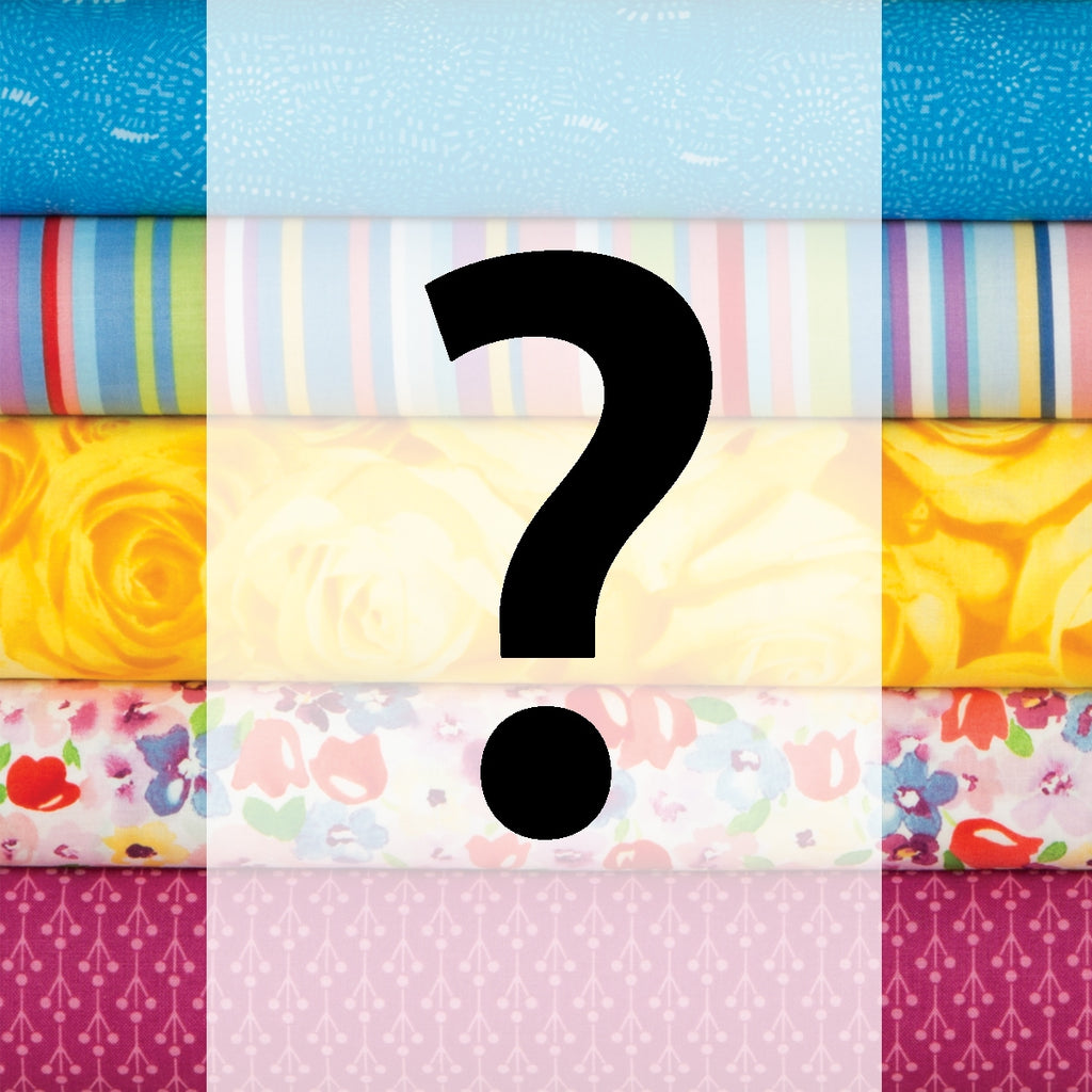 Mystery Fat Quarter Pack III
