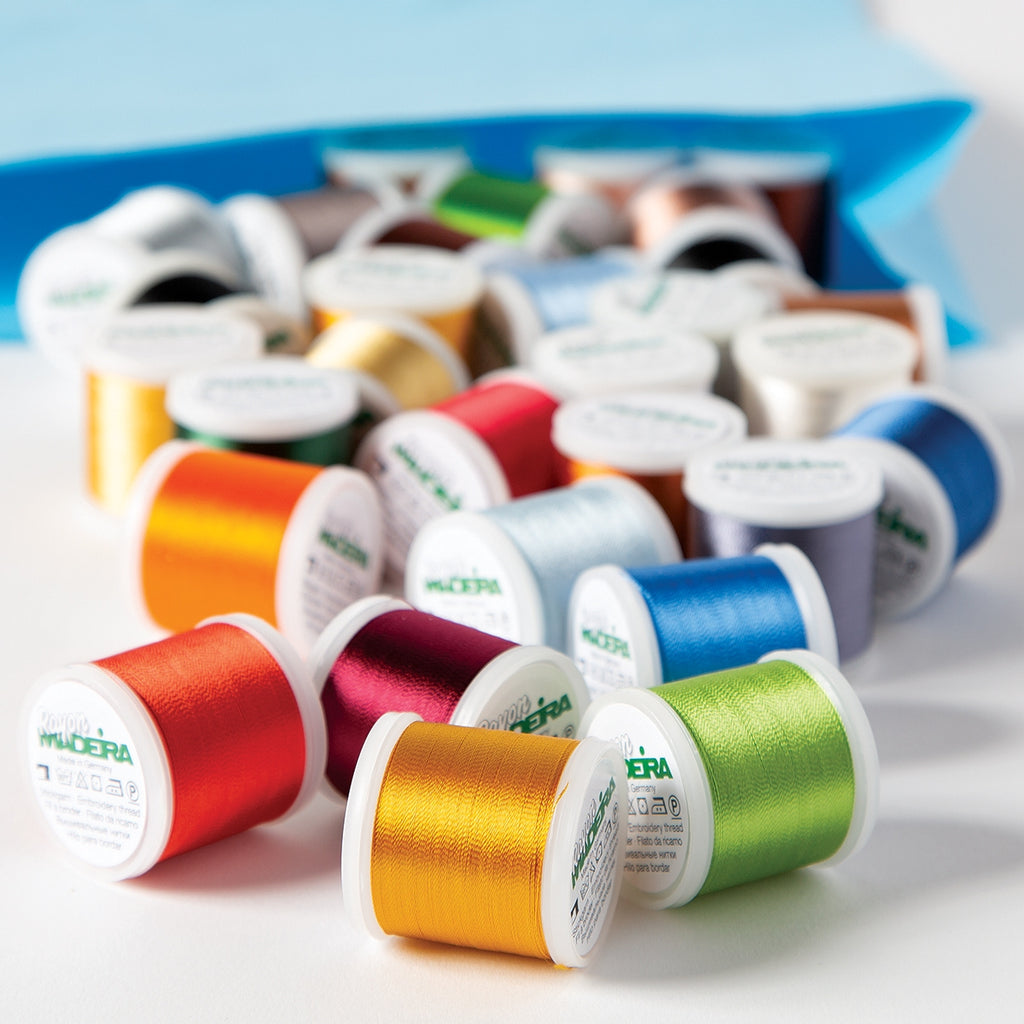 Madeira Rayon Thread Grab Bag