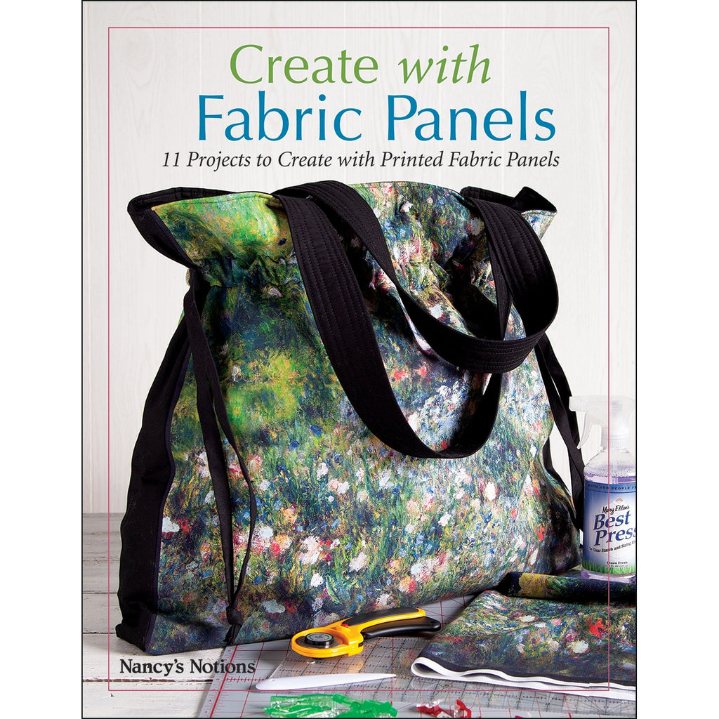 Create with Fabric Panels Book