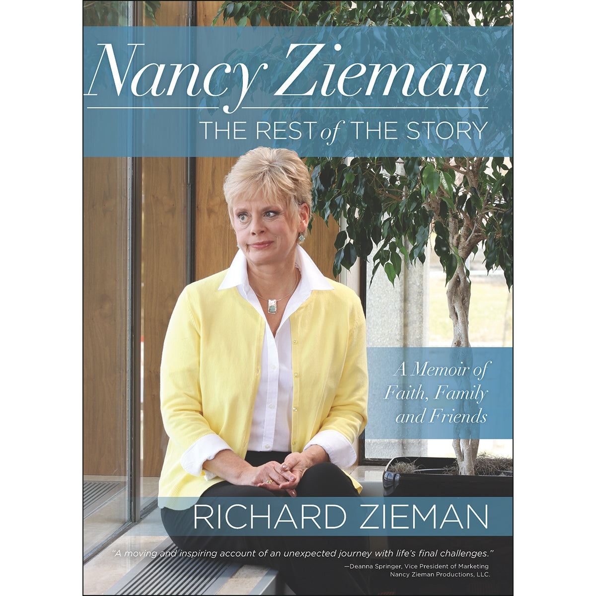 Nancy Zieman The Rest of the Story