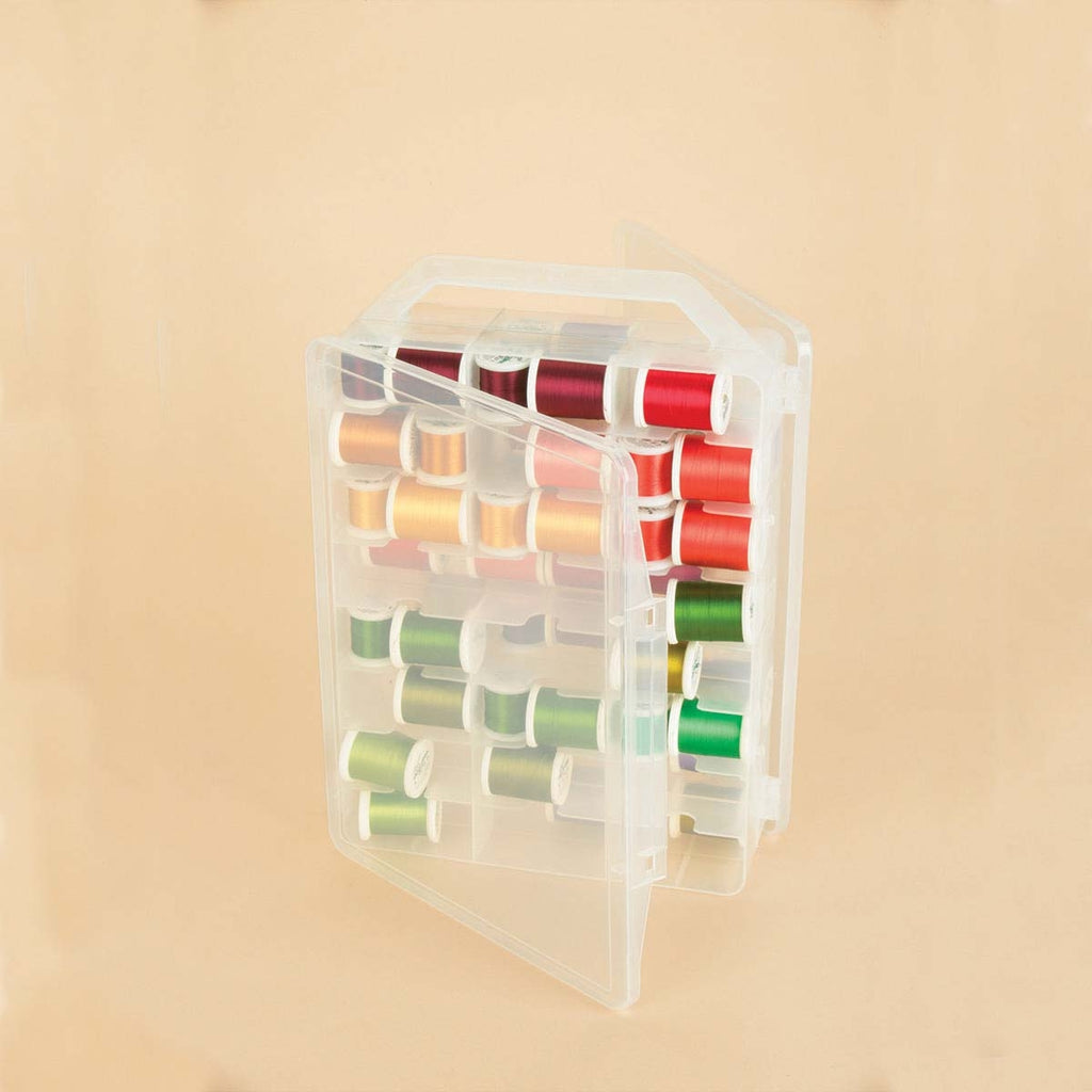 Double-Sided Thread Spool Case