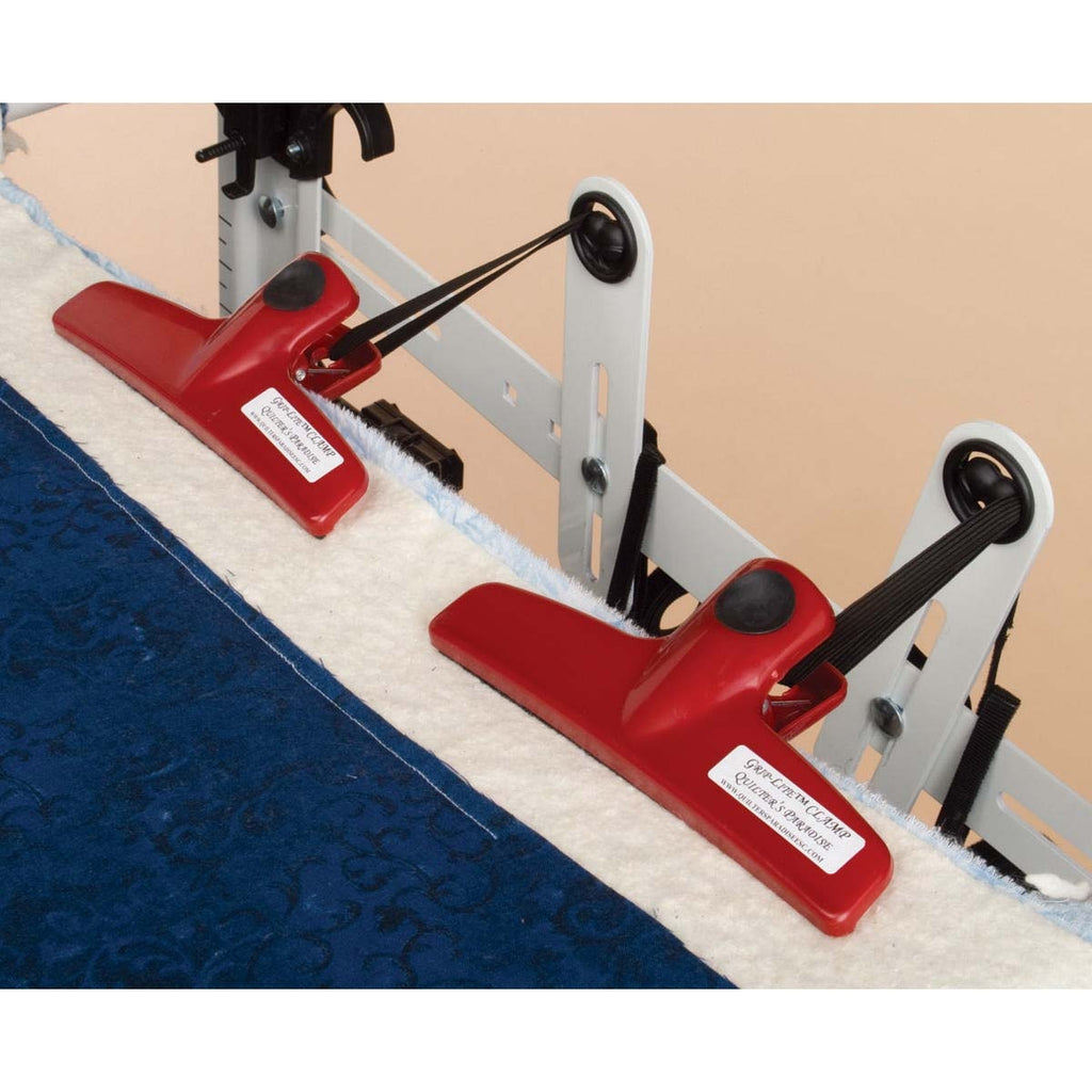 Grip-Lite Longarm Clamps, Set of 2