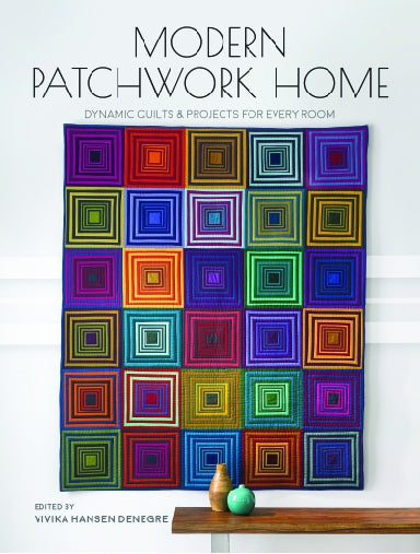Modern Patchwork Home Book