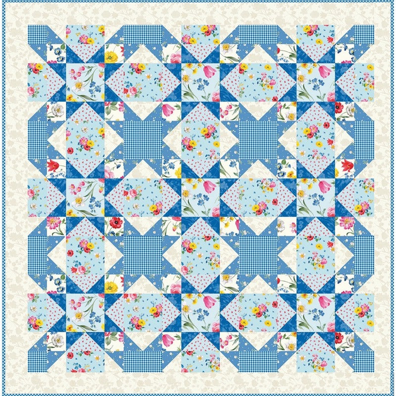 Afternoon Picnic Quilt Top Kit