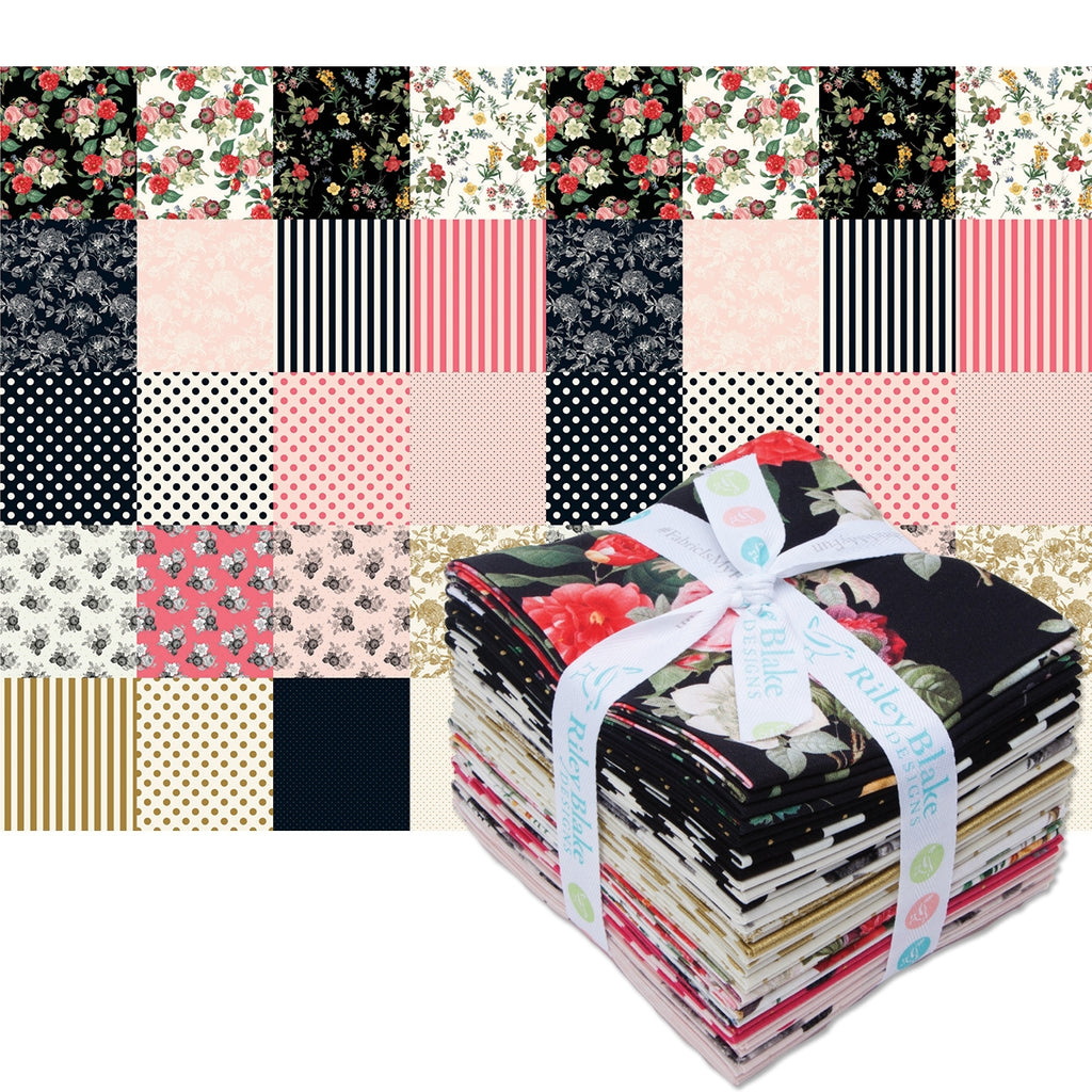 In Bloom Fat Quarter Pack