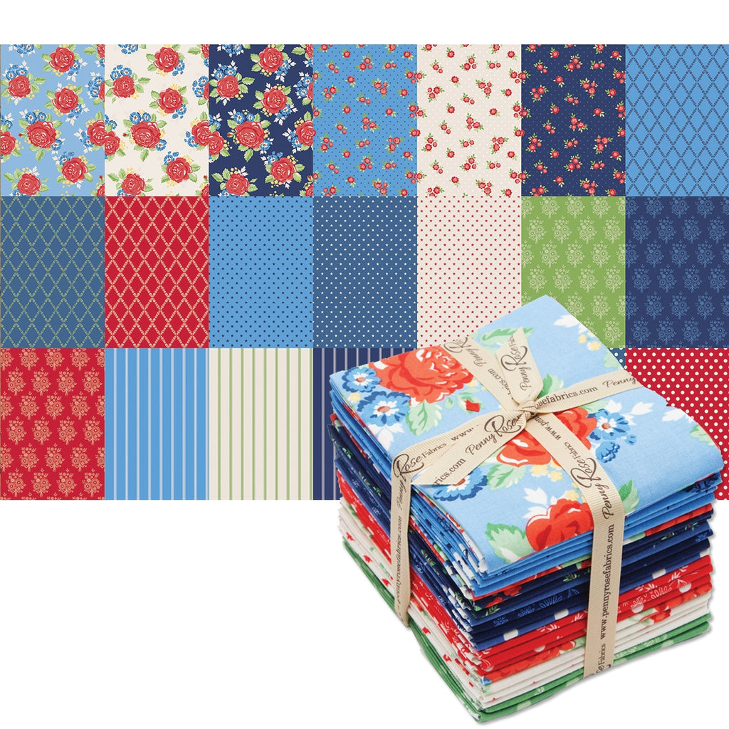 Harry and Alice Fat Quarter Pack