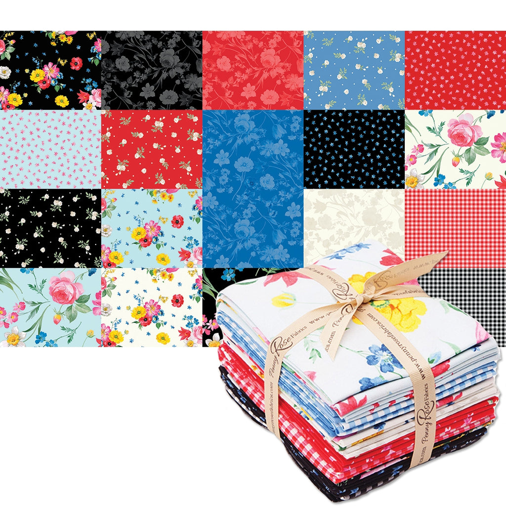 Afternoon Picnic Fat Quarter Pack