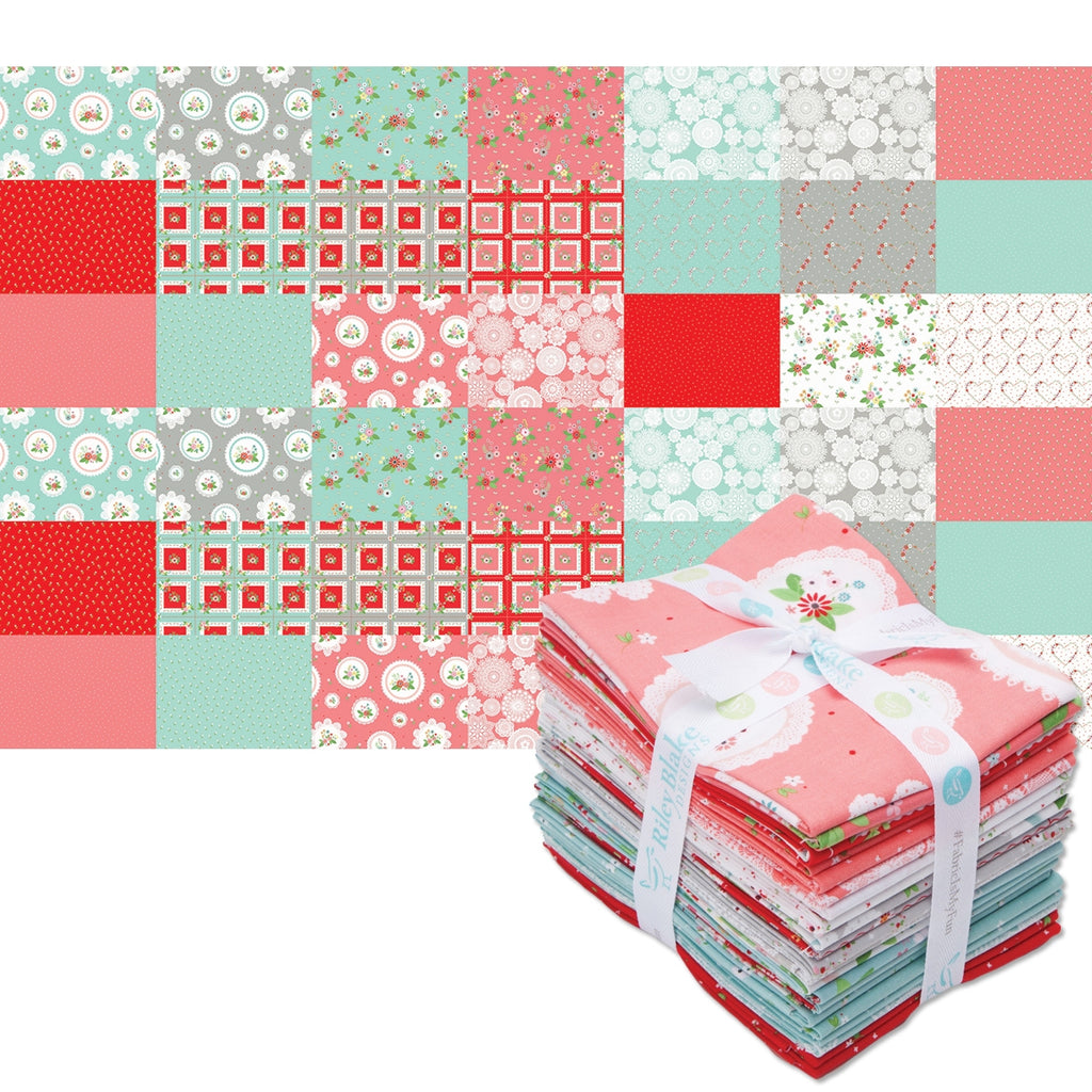 Vintage Keepsake Fat Quarter Pack