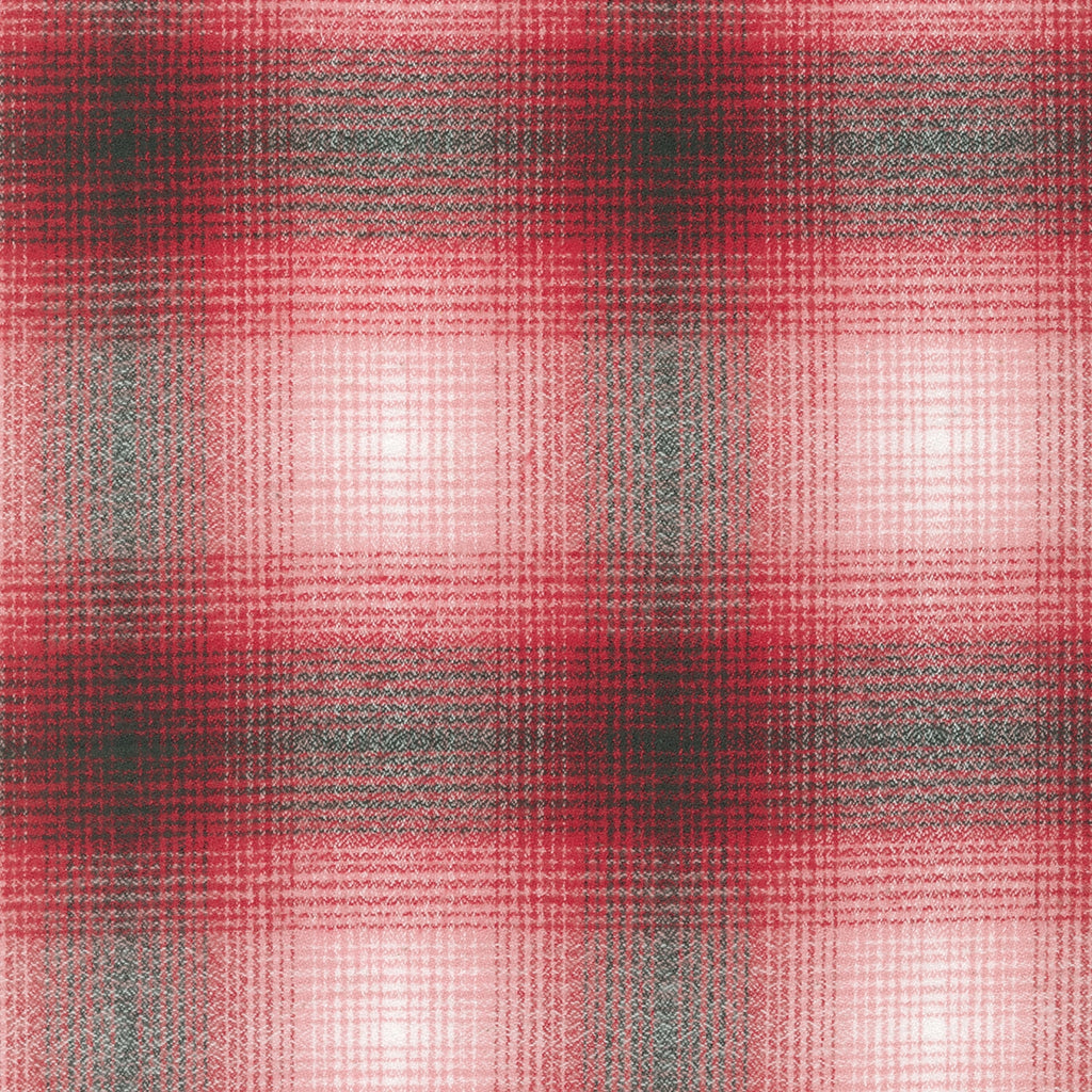 Mammoth Red Plaid Flannel
