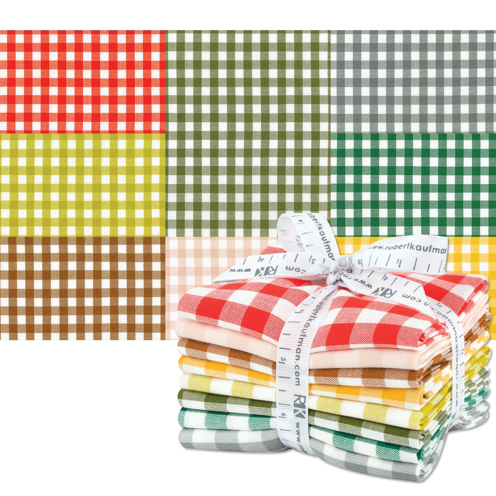 Kitchen Window Wovens Fat Quarter Pack