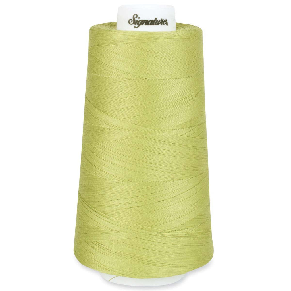 Pear Green A & E 40 Wt. Signature Quilting Thread