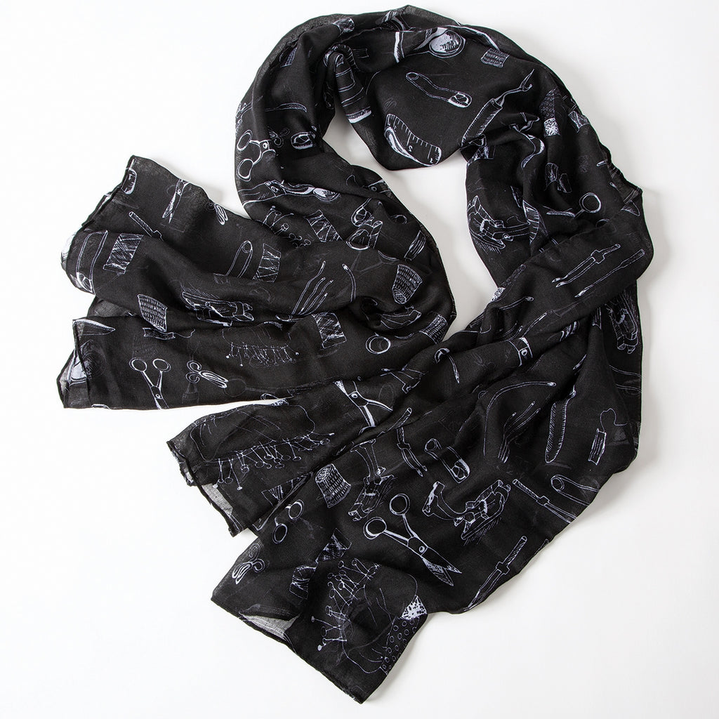 Sewing Diva Scarf