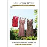 Mississippi Avenue Dress & Top Pattern
