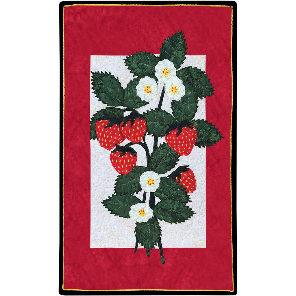 Strawberry Blossom Wall Hanging Kit