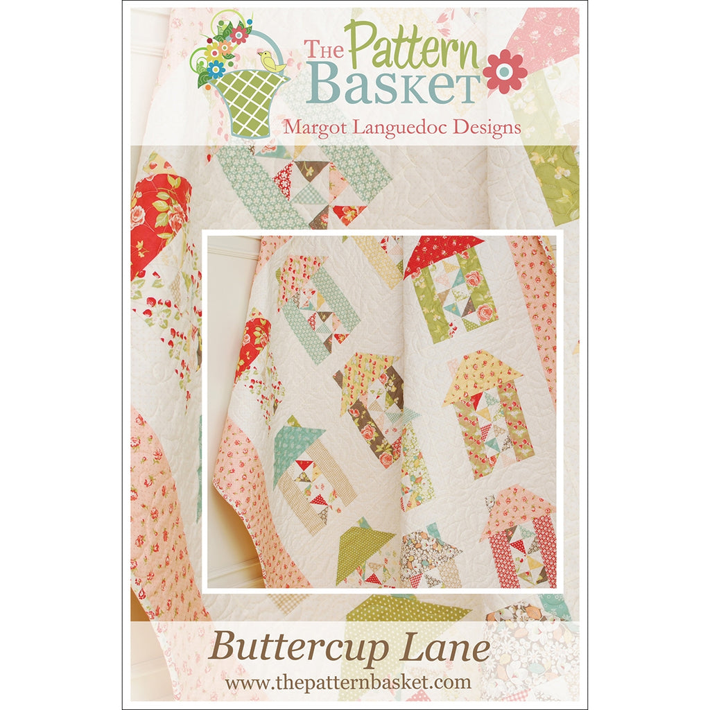 Buttercup Lane Quilt Pattern