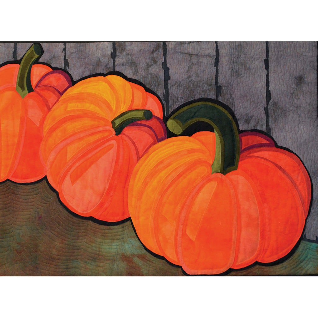 Three Pumpkins Wall Hanging Kit