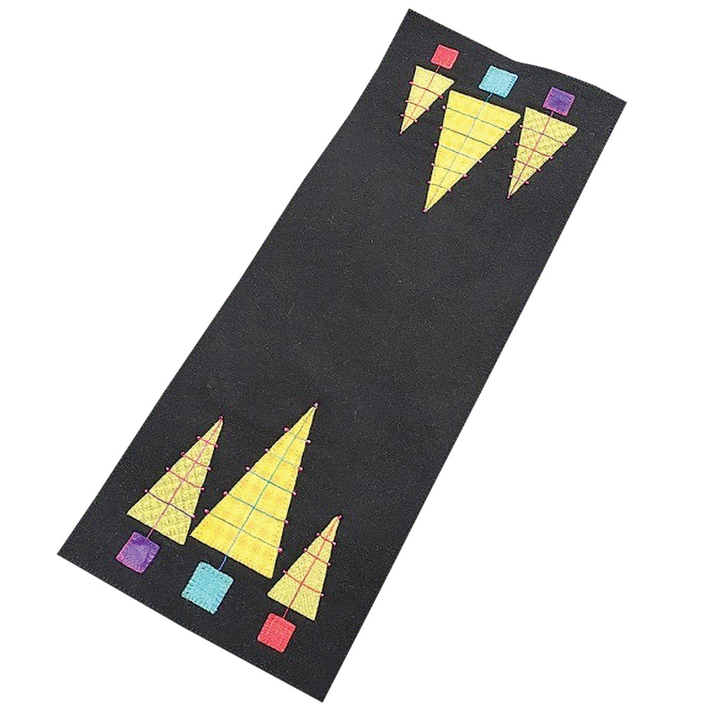 Tres Trees Wool Table Runner Kit