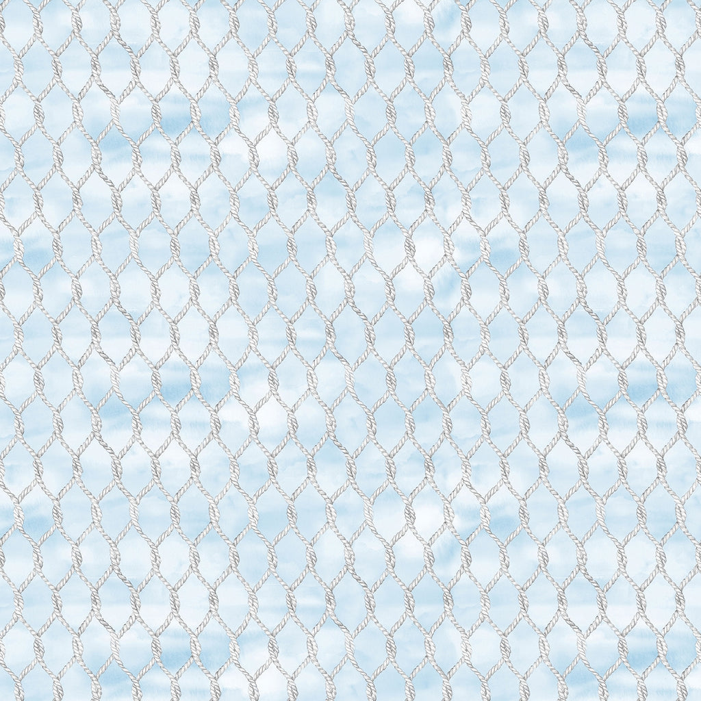 Harbor Lights Rope Fabric