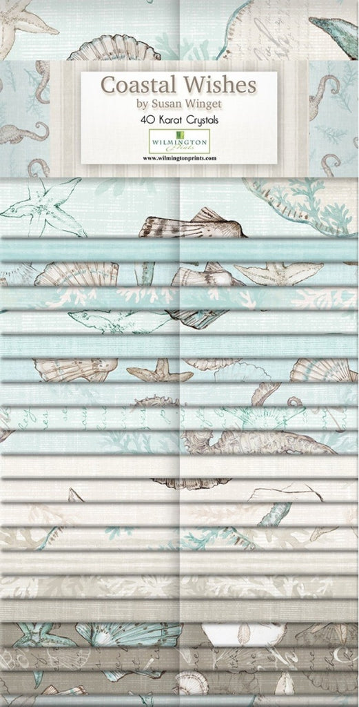 Coastal Wishes 2-1/2 Inch Strips