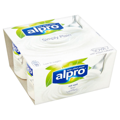 Alpro Smooth Yogurt 24 x 125g