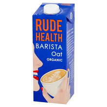 Load image into Gallery viewer, Rude Health Oat Barista Drink Organic 6 x 1ltr