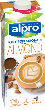 Alpro Almond Drink for Professionals 12 x 1ltr