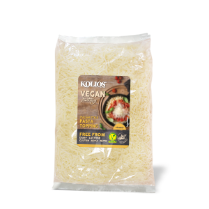Kolios Vegan Grated Pasta topping 500g