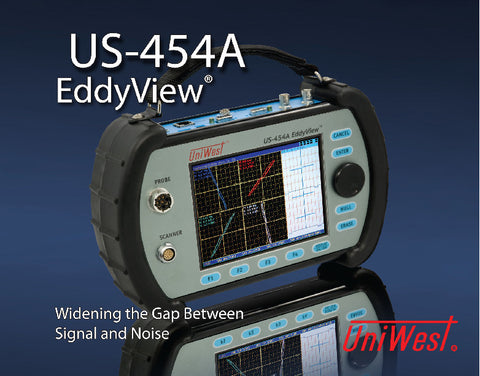 UniWest US-454A Flaw Detector