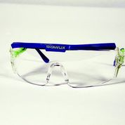 UV-Absorbing Safety Glasses