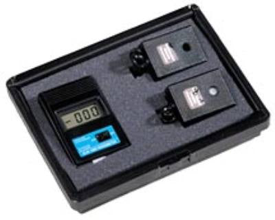 Digital Light Meter With UV and WL Sensors, Certified