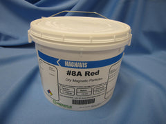 #8A Red MT Powder (10 pound pail)