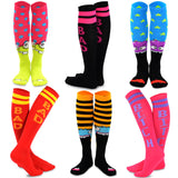Women's Monster & Bad Attitude 6-pack - TeeHee Socks