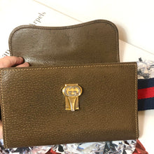 Load image into Gallery viewer, Vintage Gucci GG Supreme Convertible WOC, Crossbody, Bum Bag