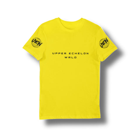 Upper Echelon Tee Yellow