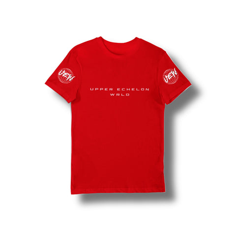 Upper Echelon Tee Red