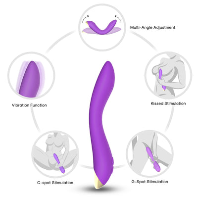 Flamingo Adult Vibrator Jamtoys
